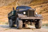 Fototapeta rolnictwo - starodawny - Ciężarówka
