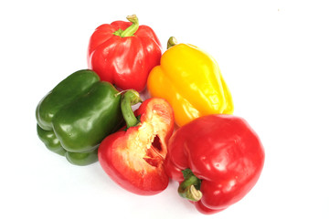 Colored Sweet Pepper