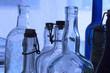 ガラスのボトル