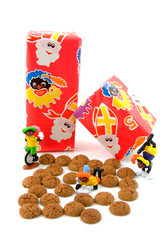 typical dutch celebration Sinterklaas