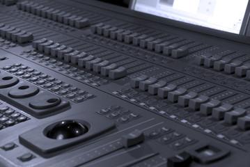 controller luci, mixer