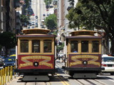kolejki linowe w San Francisco