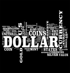 Dollars tag cloud