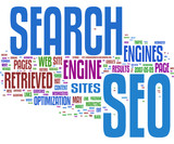 Search engine optimization (SEO) poster