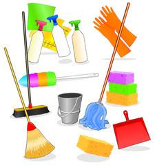 Attrezzi ed accessori pulizia