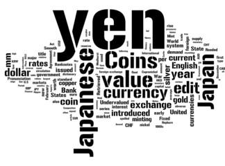 Yen tag cloud