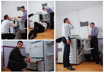 Problème d'imprimante
