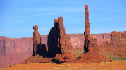 Totem Pole, Monument Valley, USA