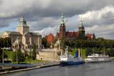 Fototapety Szczecin River View