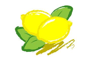 Limoni disegnati