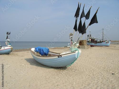 Fischreiboot