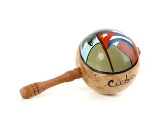 Cuban maraca