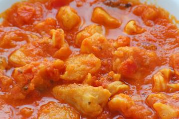 Brodetto alla ravennate - Brudet ad pès - Emilia Romagna