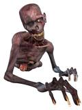 Zombie - Halloween Figure poster