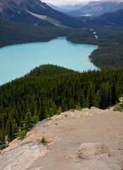 Lake peyto
