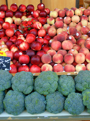 Fruits et légumes frais -