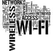 Wi-Fi tag cloud