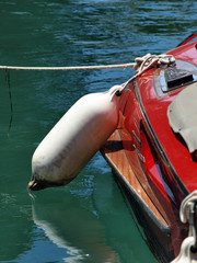Boating detail