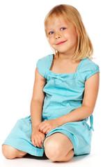 laughing little girl