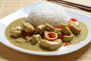Javanese Chicken Curry (Kare)