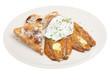 Kippers & Poached Egg Breakfast