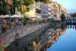 Les reflets de la Petite France à Strasbourg