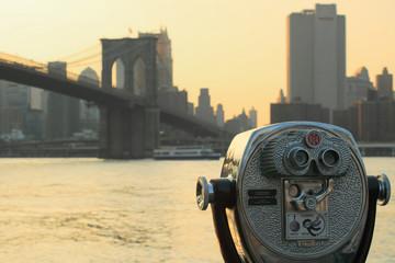 Binocular - Brooklyn Bridge