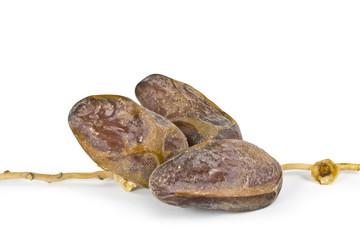 Three dates fruit