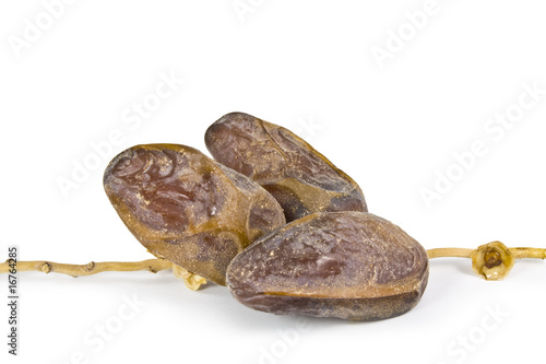 Three dates fruit