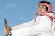Saudi speeding