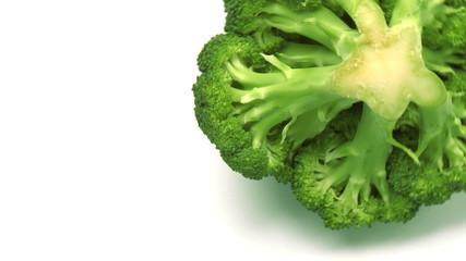 Broccoli rotating