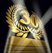 30 thirty birthday laurel wreath monument