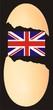 British egg breakout
