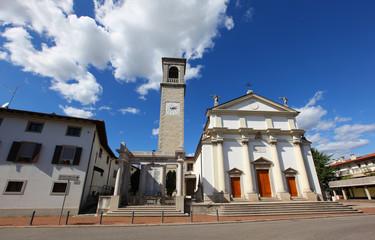 Church of Sant' Andrea - Udine - Friuli-Venezia Giulia
