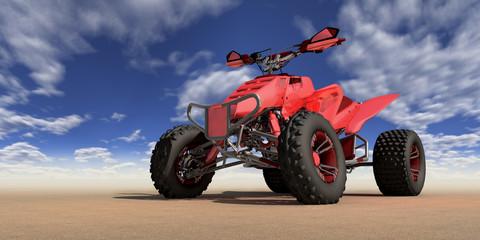 atv quad racer © apfelweile