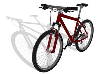 Mountainbike - Perspektive