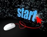 web start poster