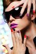 obraz - Glamour woman