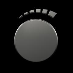 3D Volume knob