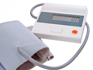 blood pressure measuring instrument - automatic tonometer