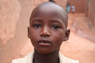 Portrait africain