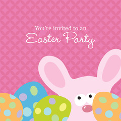 Easter Invite Template