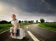 Fototapeta Technologia - Pokolenie - Dziecko