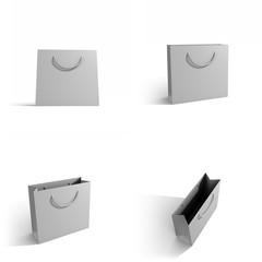 Paper bag views