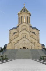 Holy Trinity Cathedral in Tbilisi (Georgia)