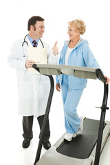 Senior Fitness - Positive Report