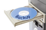 Computer and disk Backup poster