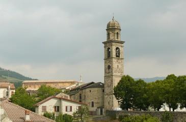 chiesa di Bardi