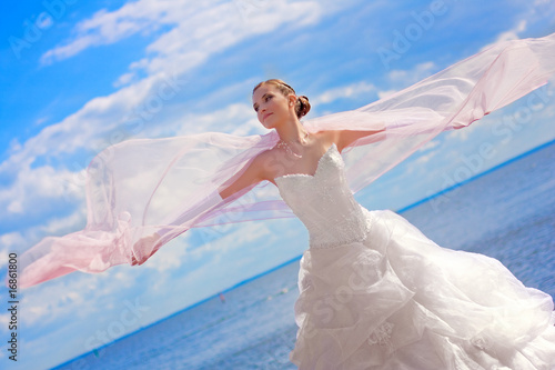 a bride at sea
