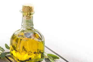 Oil in carafe 2